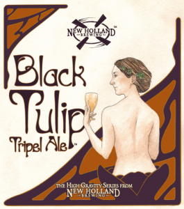 New Holland Black Tulip Trippel Ale