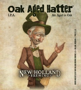 New Holland Oak Aged Hatter IPA