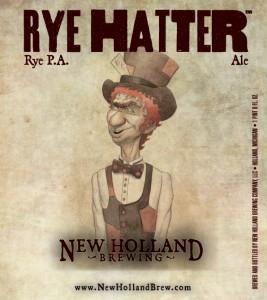 New Holland Rye Hatter