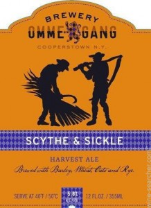 Ommegang Scythe and Sickle Harvest Ale
