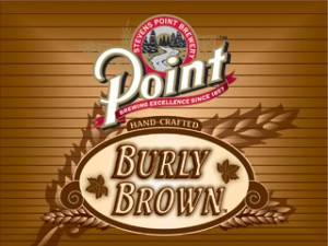 Point Burly Brown Ale