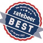 RateBeer Best 2013