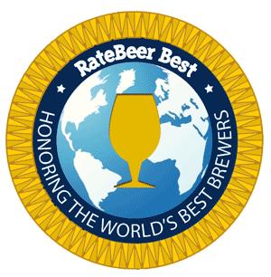 RateBeer Best 2015